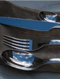 Alessi Ovale Bestikk 12 personer (48 + 8 serveringsdeler)