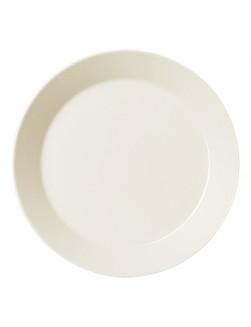 6 stk. Iittala Teema tallerkener (hvit - 21 cm)