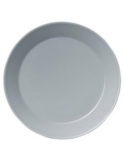 6 stk. Iittala Teema tallerkener (perlegrå - 26 cm)
