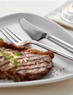 Raadvad Silke Steakbestikk 12 Personer (24 deler)